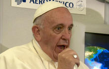 Pope Francis: Donald Trump Is not Christian