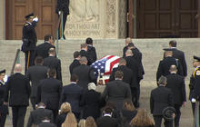 Supreme Court Justice Antonin Scalia laid to rest