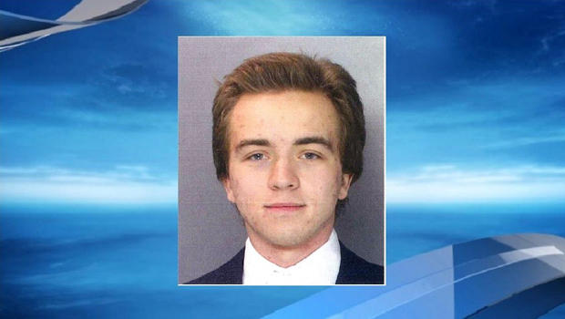 Artur Samarin is seen in a photo obtained by CBS affiliate WHP-TV in Harrisburg, Pennsylvania.