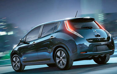 Security experts say the Nissan Leaf can be hacked