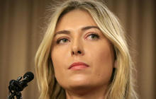 Tennis world divided after Sharapova's drug test confession