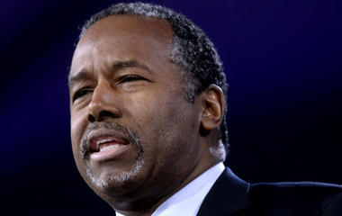 Ben Carson to endorse Donald Trump for president