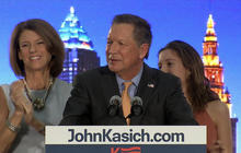 Kasich takes home state of Ohio, his first primary win