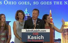 John Kasich gets hometown win in Ohio
