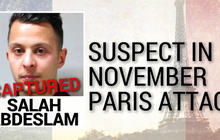 What does Salah Abdeslam's arrest mean for security across Europe?
