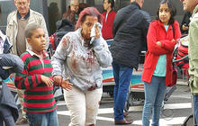 Dozens dead, hundreds wounded in Brussels terror attacks