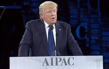 Full speech: Donald Trump addresses AIPAC