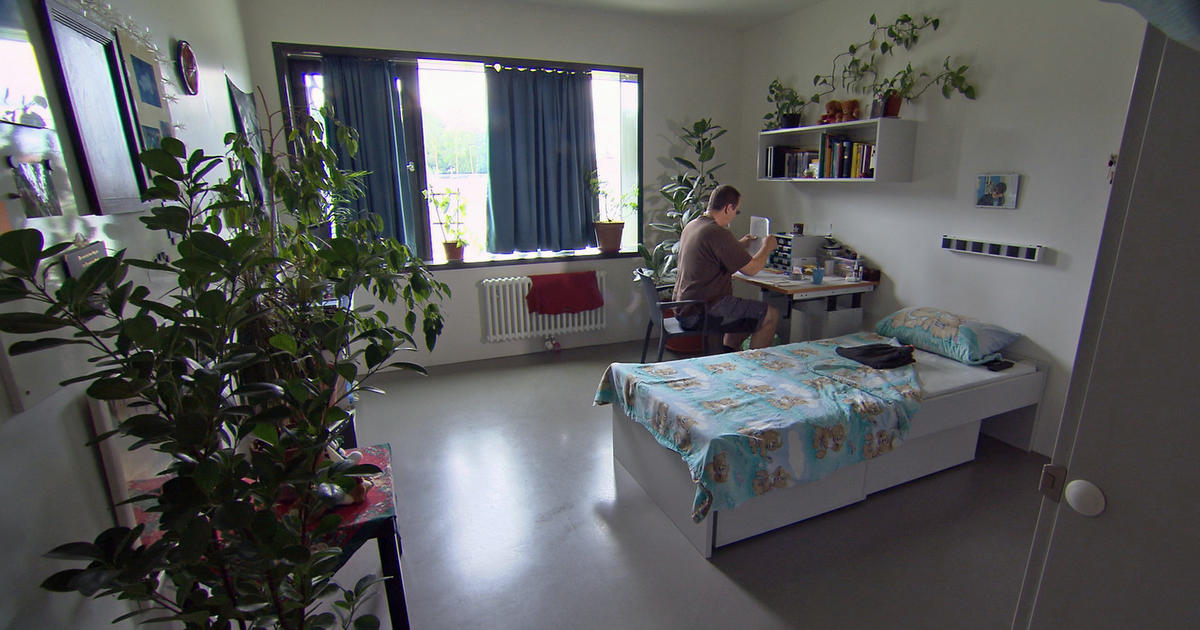 the prison system and rehabilitation Why scandinavian prisons are superior  sound systems, and mini-refrigerators for the prisoners who can afford to rent them for prison-labor wages of 410 to 73 euros per hour ($530 to $950.
