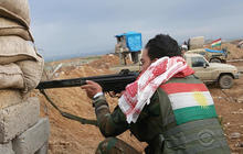 Peshmerga leads fight against ISIS