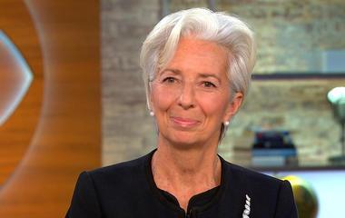 IMF's Christine Lagarde on shadow banking, health of global economy