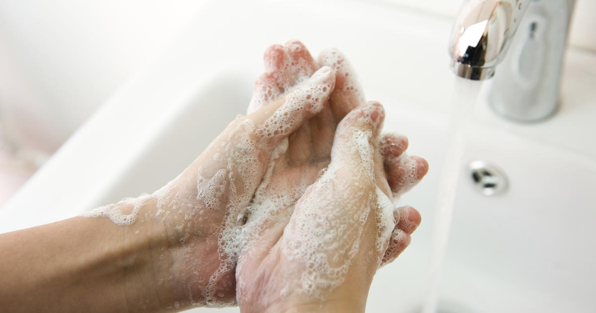 Could Triclosan A Chemical In Antibacterial Soap And