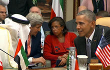 Obama in tense talks with Arab allies over ISIS, Iran