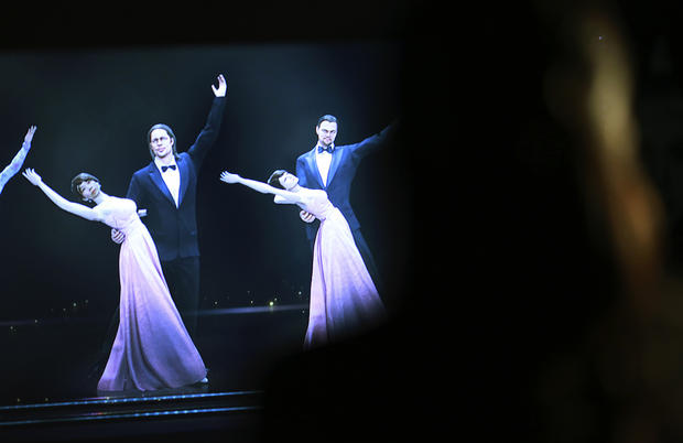 From wax figures to holograms