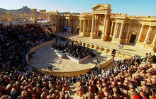 """Syria's """"Monument Men"""" saved treasures under ISIS rule"""