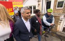 London's newly-elected Muslim mayor says Trump ignorant about Islam