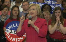 Clinton is hopeful in Kentucky, but Sanders aims for a sweep