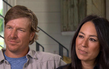 "The couple behind ""Fixer Upper"""