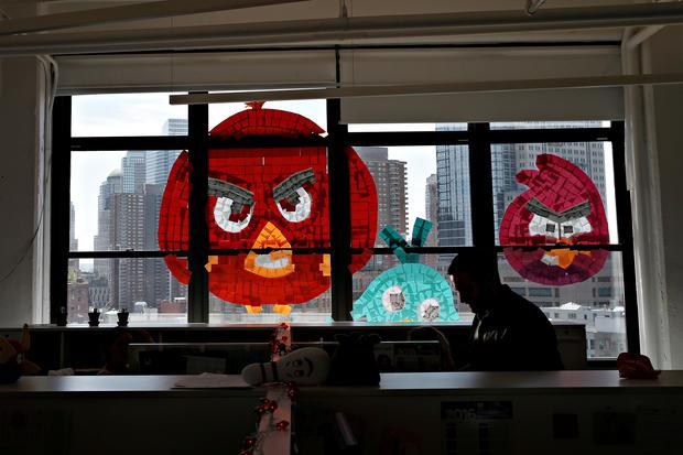The Great Office Post-it Battle
