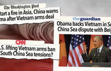 President Obama warns of growing tensions in South China Sea