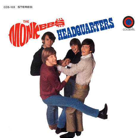 Monkees, The - Last Train To Clarksville / Take A Giant Step