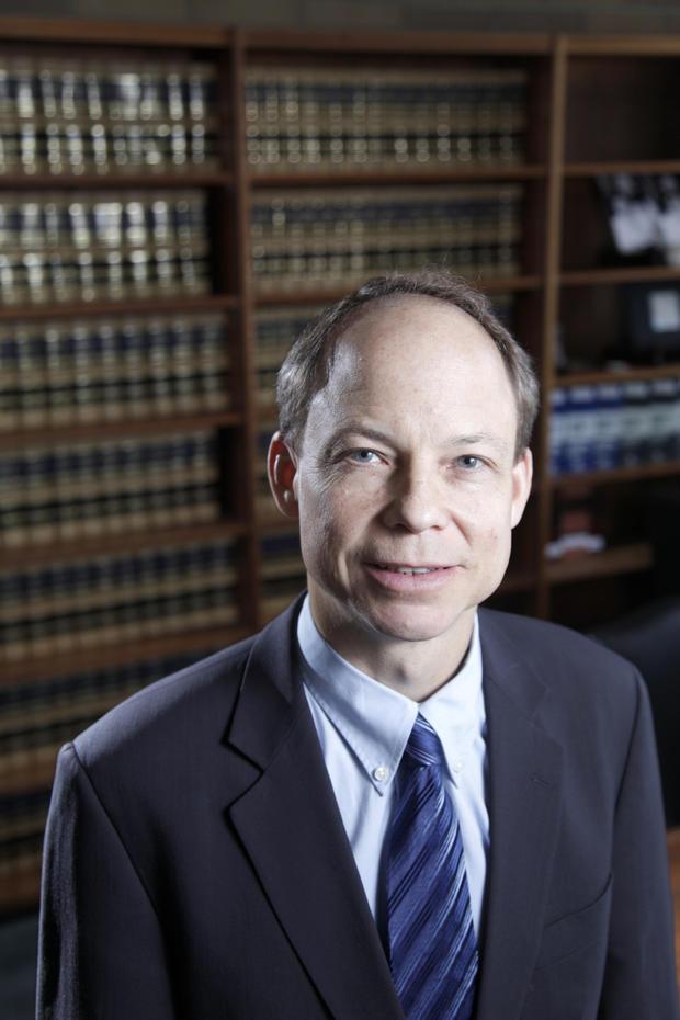 2011年6月,照片显示圣克拉拉县高级法院法官Aaron Persky