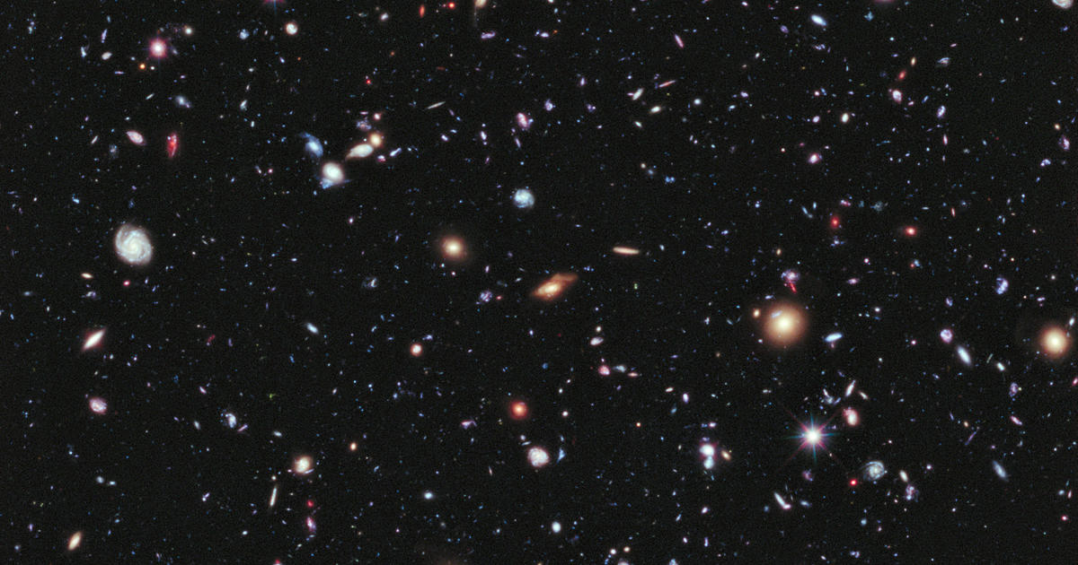 """How many galaxies are out there? """"It boggles the mind ..."""