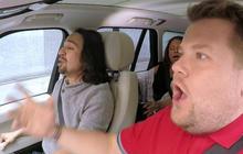 Broadway's biggest stars join James Corden in Carpool Karaoke