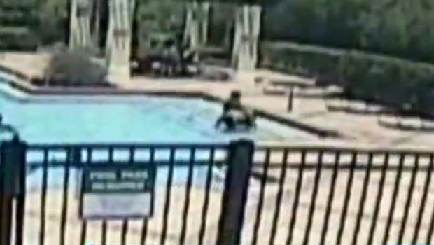 Florida teen boy saving toddler from drowning in swimming for Pool show orlando florida