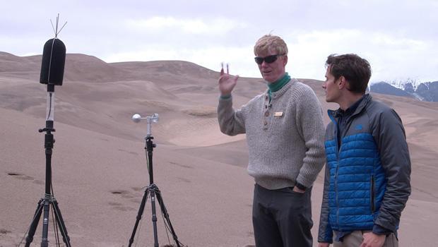 伟大,沙丘,国家公园的科学家 - 库尔特 -  fristrup-620.jpg