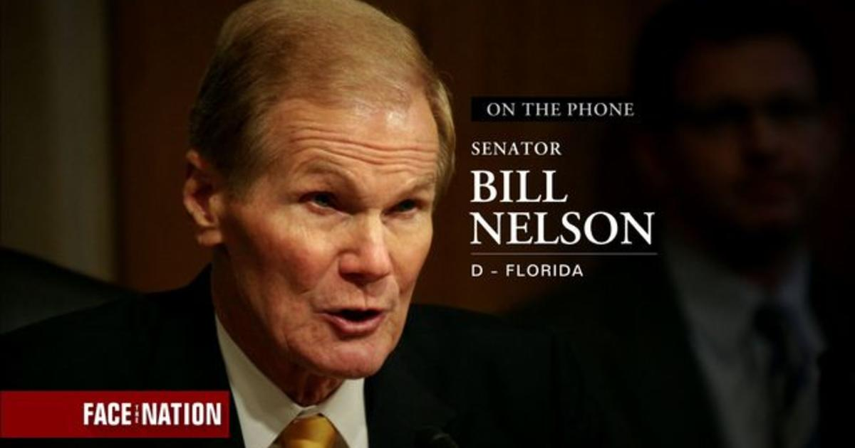 Florida Sen. Bill Nelson reacts to Orlando shooting