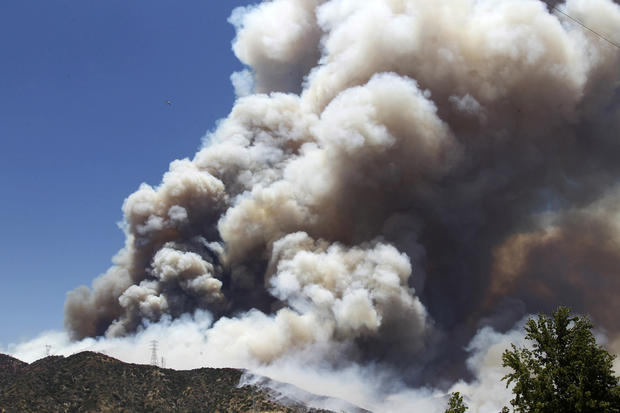Sherpa Fire: Most evacuations lifted near Santa Barbara