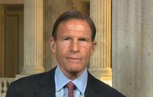 Sen. Richard Blumenthal on gun control
