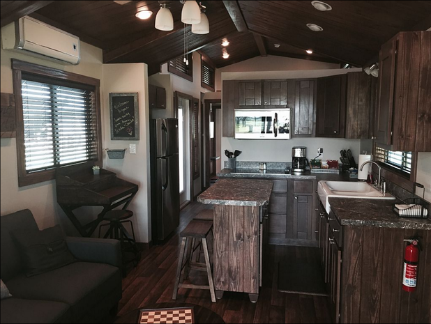 try before you buy  10 tiny homes to rent on vacation