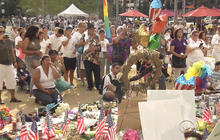 Emotional farewell for Orlando shooting victims