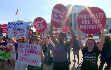 Supreme Court strikes down Texas termination law