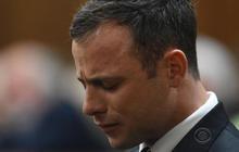 Pistorius sentenced to six years for girlfriend's murder