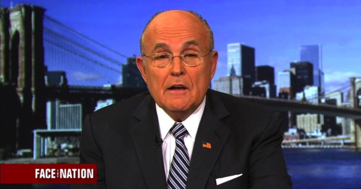Rudy Giuliani: Black lives matter is racist, anti-American