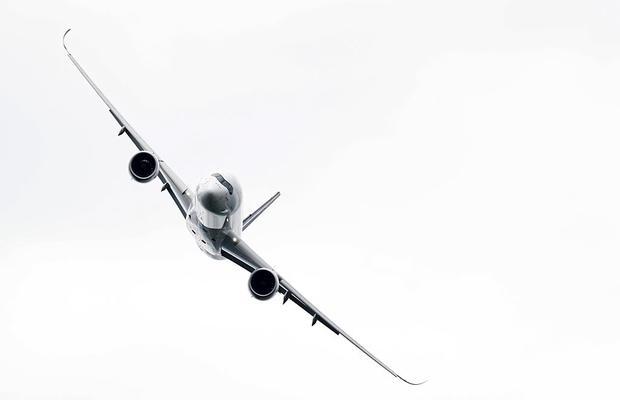 Flying high at Farnborough