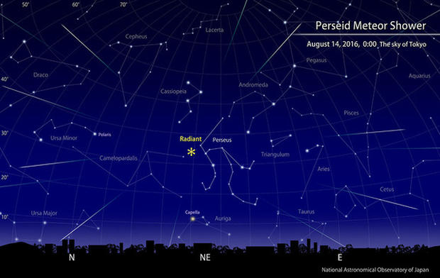 This Year S Perseid Meteor Shower Could Be Better Than
