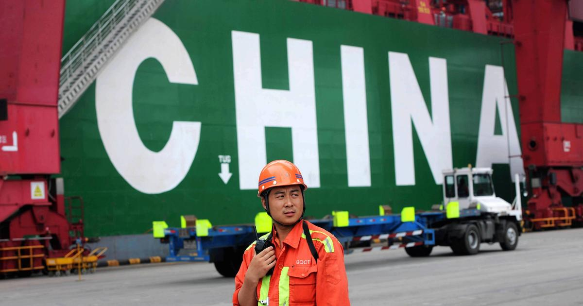 China's economic growth stays on a steady pace - CBS News