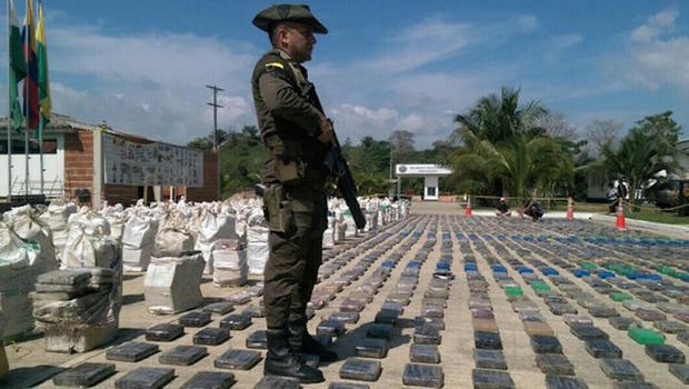 17 massive drug busts