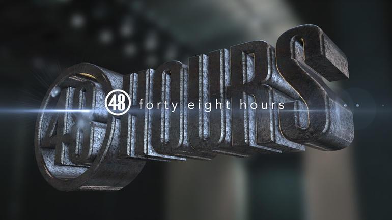 """""""48 Hours"""" logo"""