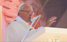 """""""Catholic Woodstock"""" ends with huge mass in Poland"""