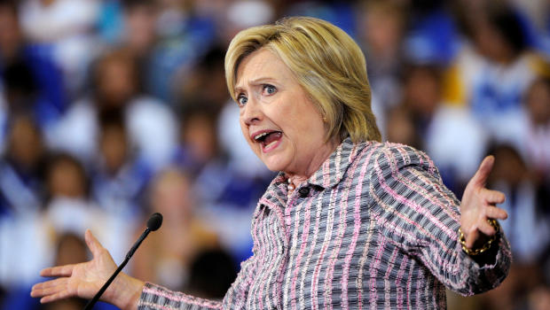 Hillary Clinton slams Donald Trump's economic agendas