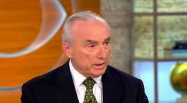 "NYPD chief Bill Bratton on why Trump ""scares"" him, resignation"