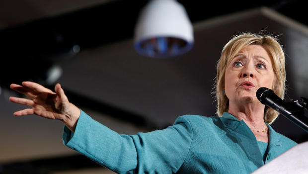 Hillary Clinton To Release 2015 Tax Returns In Coming Days