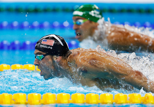 The golden life of Michael Phelps