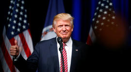 Donald Trump says U.S. must fix aging infrastructure, and other MoneyWatch headlines
