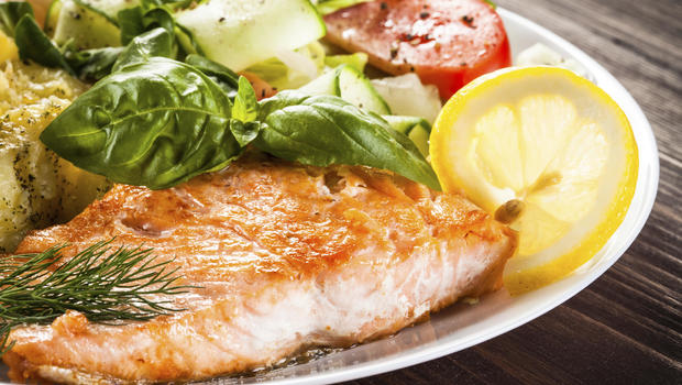 Eating fatty fish may lower risk for diabetes related for Fish for diabetics