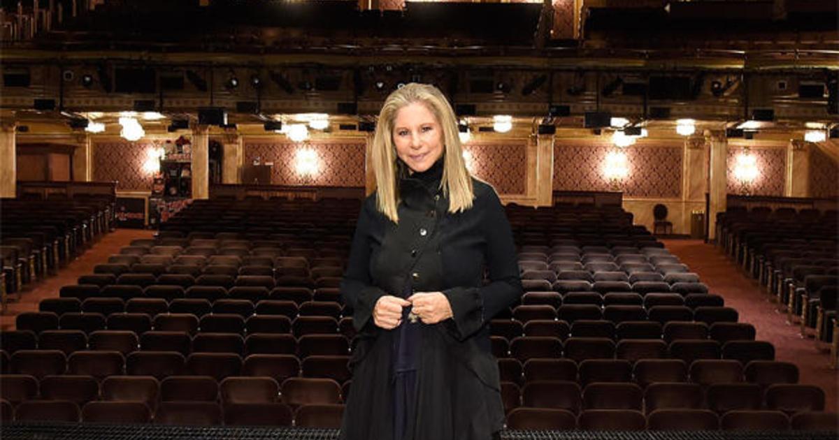 Why Barbra Streisand Is Now Singing Siri's Praises